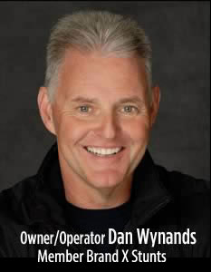 Owner/Operator Danny Wynands